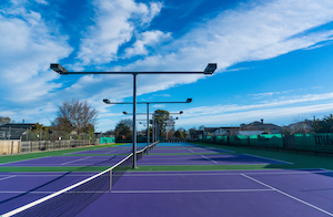 Waimairi Tennis Club, Christchurch, New Zealand