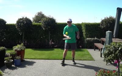 Backyard Ball Skills