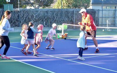 Junior Winter Coaching enrolments are open